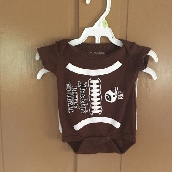 efa2ed707 One Pieces | Baby Football Onesie New Without Tags | Poshmark